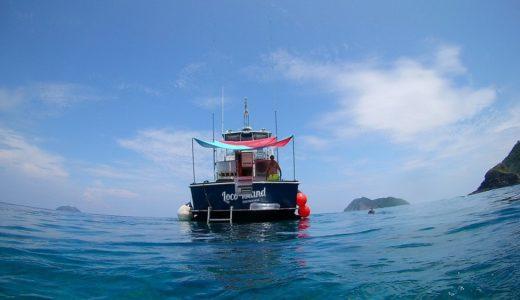 沖縄でボートチャーターはロコアイランドにお任せ下さい。