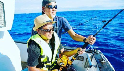 10月もお客様に沖縄で船釣りを楽しんで頂きました。